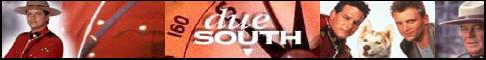 Kanadský televizní seriál Směr Jih - Due South